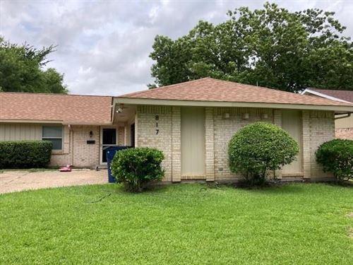 Photo of 817 Westbrook Drive, Garland, TX 75043 (MLS # 14361095)