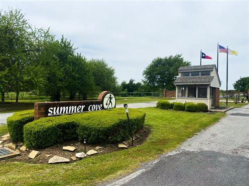 Photo of 122 Summer View Lane, Pottsboro, TX 75076 (MLS # 14554095)