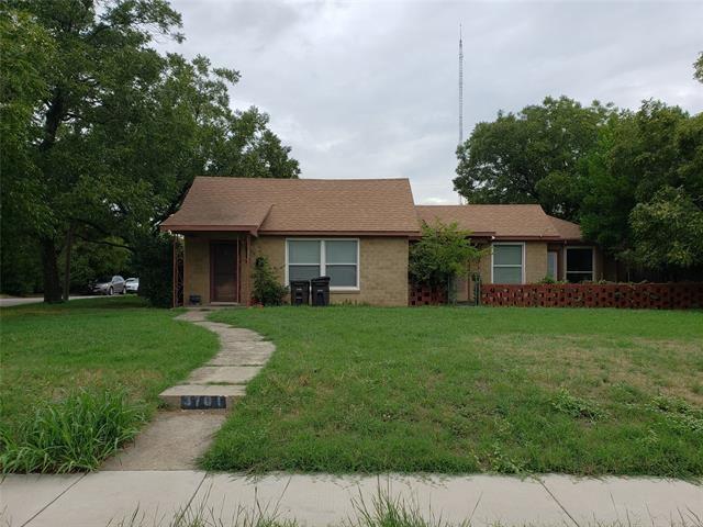 3701 Meadowbrook Drive, Fort Worth, TX 76103 - MLS#: 14430095