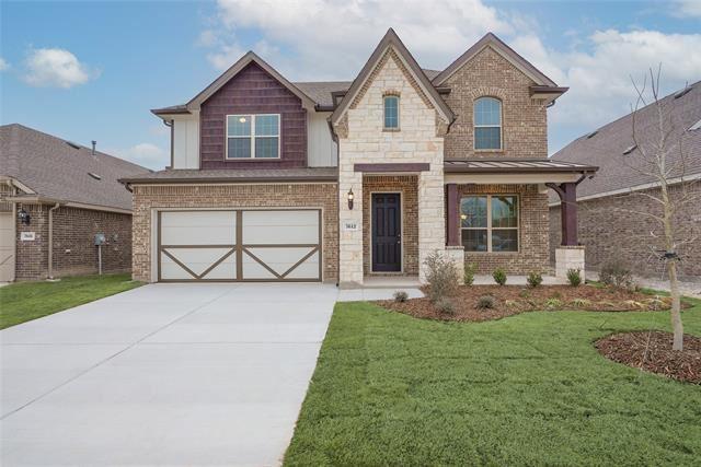 7612 Rhyner Way, Fort Worth, TX 76137 - MLS#: 14470096