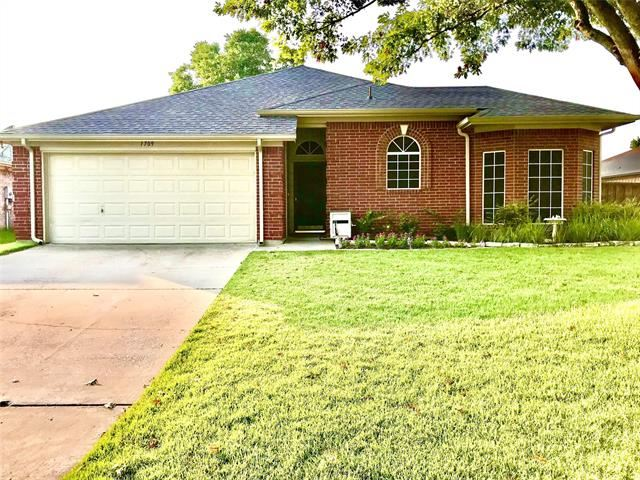 1709 Prescott Drive, Mansfield, TX 76063 - #: 14678096