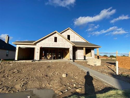 Photo of 1633 Stanchion Way, Weatherford, TX 76087 (MLS # 14456098)