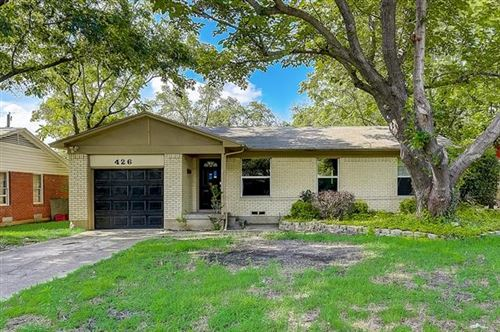 Photo of 426 Marilu Street, Richardson, TX 75080 (MLS # 14602099)