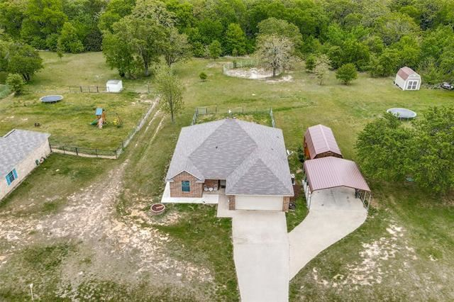 3123 Zion Hill Loop, Weatherford, TX 76088 - #: 14559100