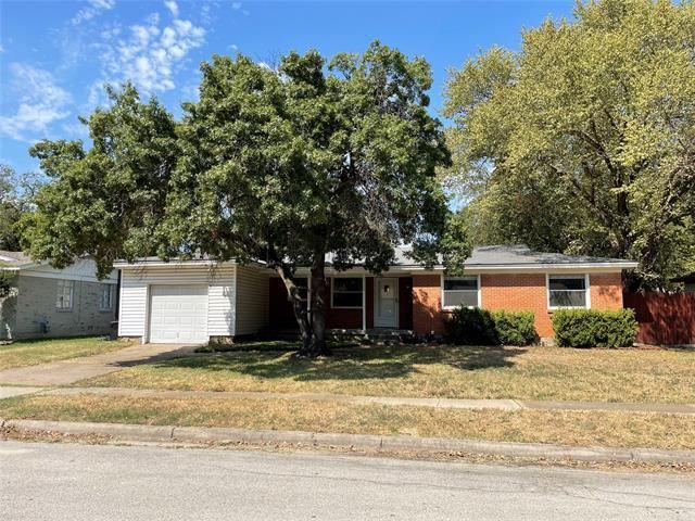 6729 DAVIDSON Street, Richland Hills, TX 76118 - #: 14676102