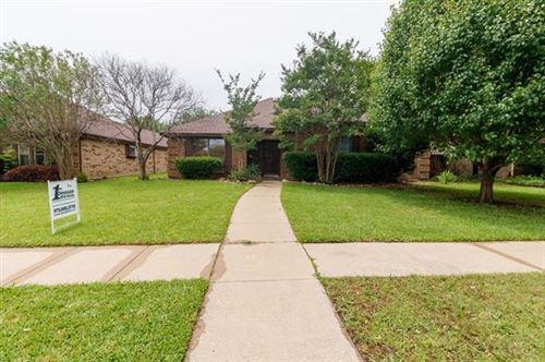 Photo of 590 Julia Court, Lewisville, TX 75067 (MLS # 14580103)