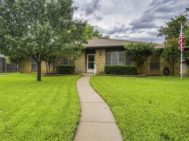 517 Whistler Drive, Arlington, TX 76006 - #: 14575103