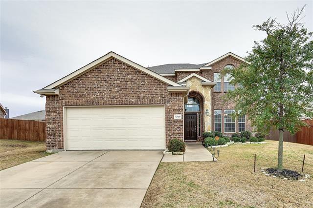 1209 Red Drive, Little Elm, TX 75068 - #: 14505104