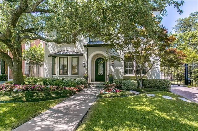 Photo for 4524 Belclaire Avenue, Highland Park, TX 75205 (MLS # 14014105)