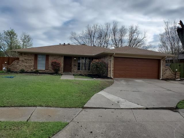 2014 E Timberview Lane, Arlington, TX 76014 - #: 14308105