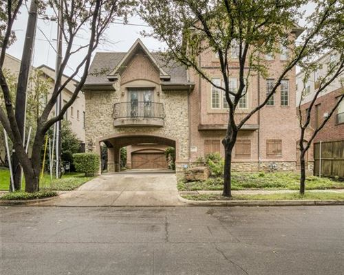 Photo of 3808 Hawthorne Avenue, Dallas, TX 75219 (MLS # 14225106)