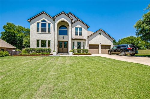 Photo of 502 Cove Ridge Road W, Heath, TX 75032 (MLS # 14358107)