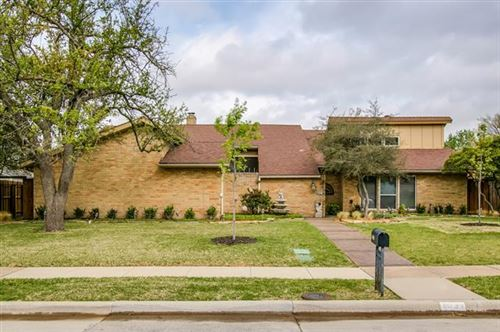 Photo of 3337 Overland Drive, Plano, TX 75023 (MLS # 14546107)
