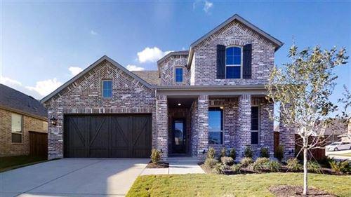 Photo of 1812 Radda Drive, McLendon Chisholm, TX 75032 (MLS # 14382110)