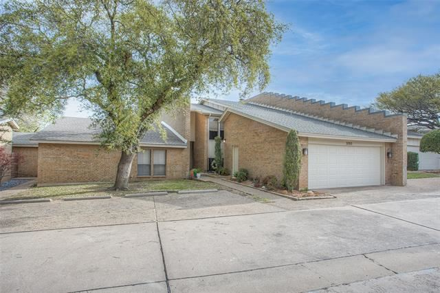 3703 Hulen Park Drive, Fort Worth, TX 76109 - #: 14544110