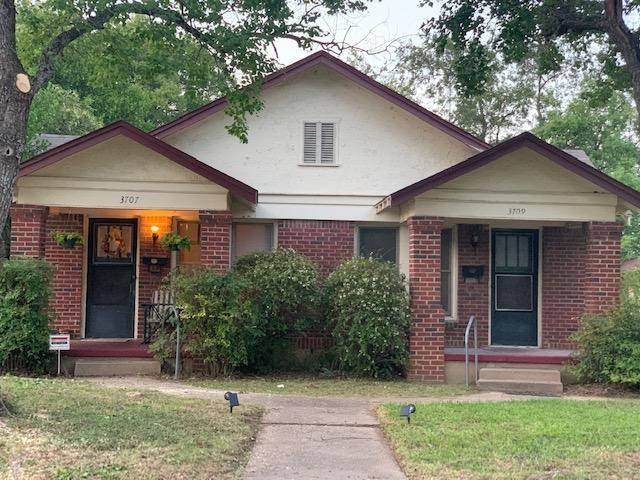 3709 Meadowbrook Drive, Fort Worth, TX 76103 - MLS#: 14433111