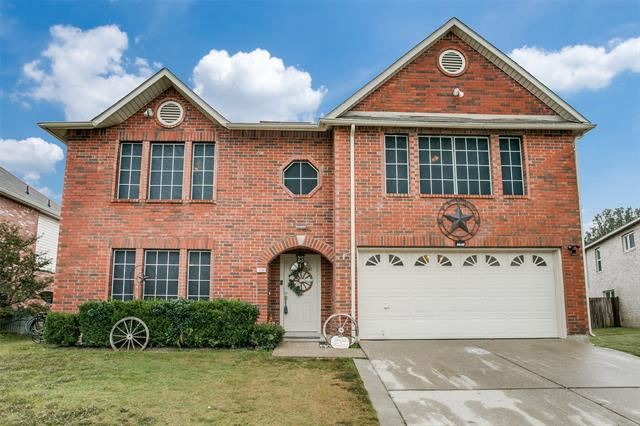 4208 Birch Creek Road, Fort Worth, TX 76244 - #: 14462112