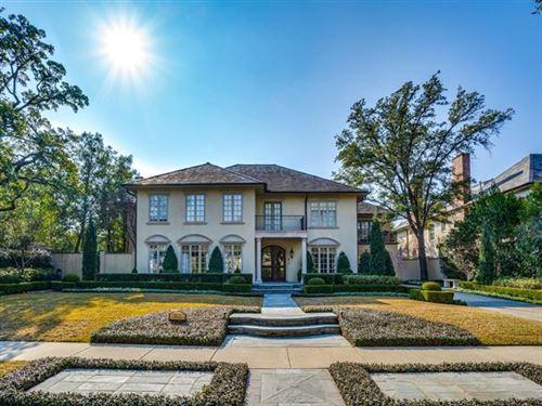 Photo of 3821 Potomac Avenue, Highland Park, TX 75205 (MLS # 14524115)