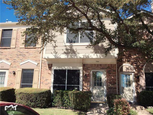 Photo for 3801 14th Street #104, Plano, TX 75074 (MLS # 13952115)