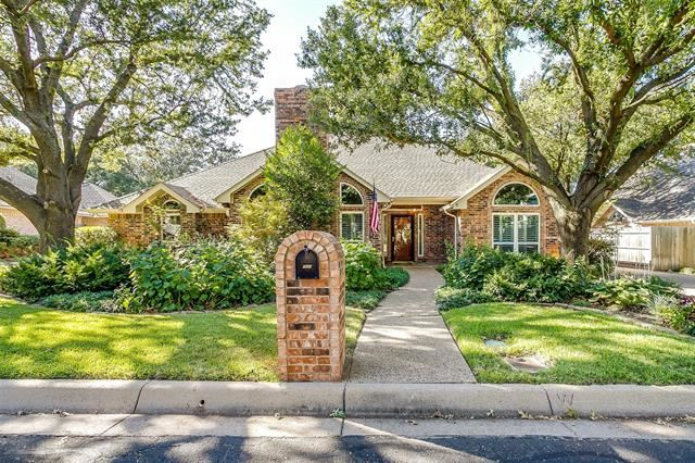7020 Castle Creek Drive E, Fort Worth, TX 76132 - #: 14677119