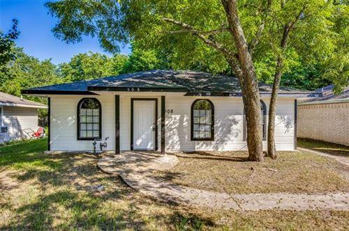 Photo of 508 Frazier Street, Terrell, TX 75160 (MLS # 14604123)