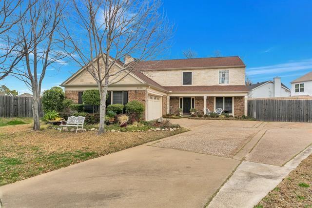 3308 John Court N, Hurst, TX 76054 - #: 14527124