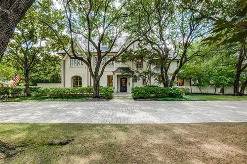 Photo of 3301 Beverly Drive, Highland Park, TX 75205 (MLS # 14621126)