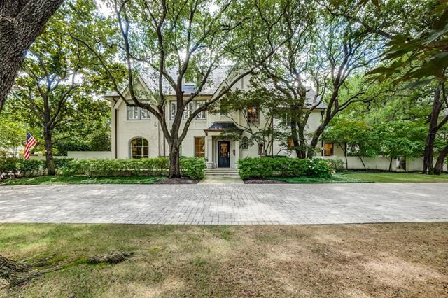 Photo for 3301 Beverly Drive, Highland Park, TX 75205 (MLS # 14621126)