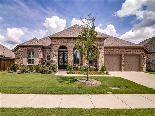 Photo of 1318 Prato Avenue, McLendon Chisholm, TX 75032 (MLS # 14648127)