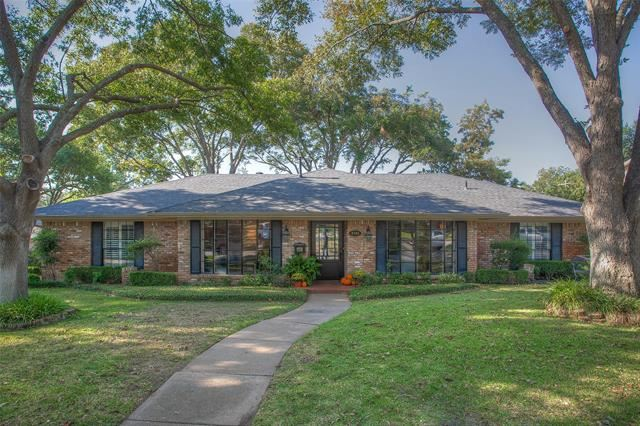 4701 Fieldcrest Drive, Fort Worth, TX 76109 - #: 14454127