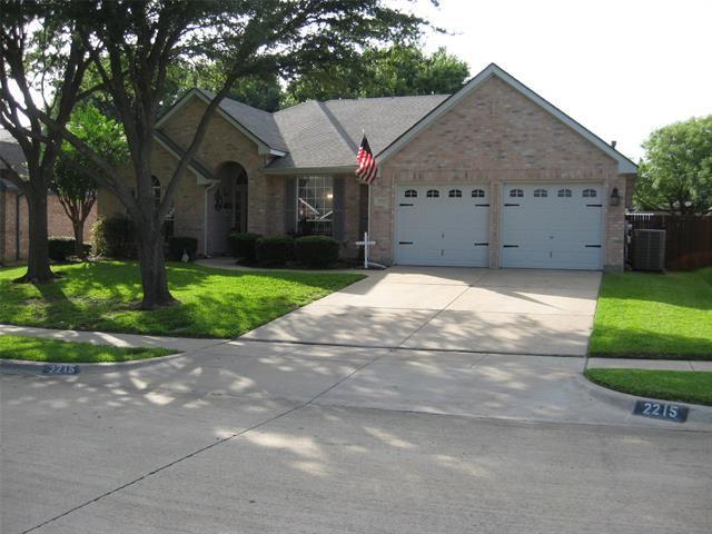 2215 Richmond Circle, Mansfield, TX 76063 - MLS#: 14627127