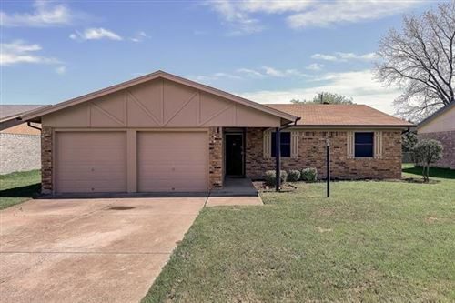 Photo of 6604 Memory Lane, Watauga, TX 76148 (MLS # 14309128)