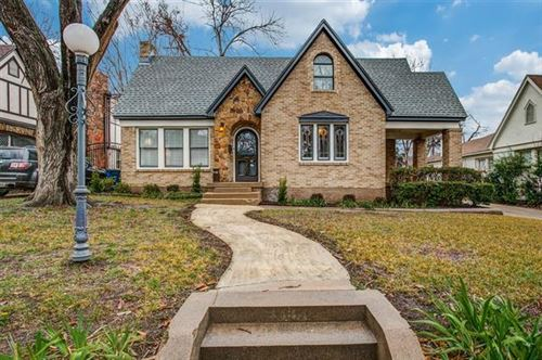 Photo of 5443 Morningside Avenue, Dallas, TX 75206 (MLS # 14254129)