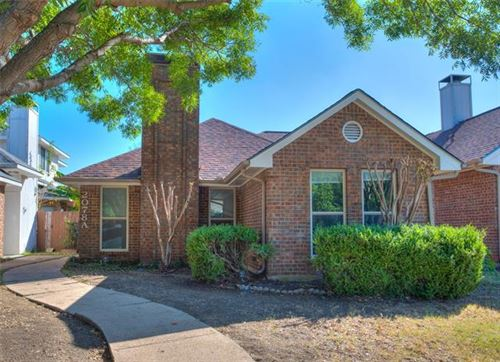 Photo of 2078 Arbor Creek Drive #A, Carrollton, TX 75010 (MLS # 14680129)