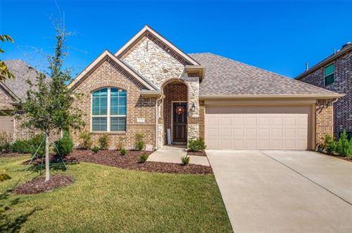 Photo of 529 Overton Avenue, Celina, TX 75009 (MLS # 14688129)