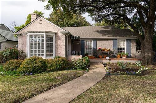 Photo of 4600 S Versailles Avenue, Highland Park, TX 75209 (MLS # 14290131)