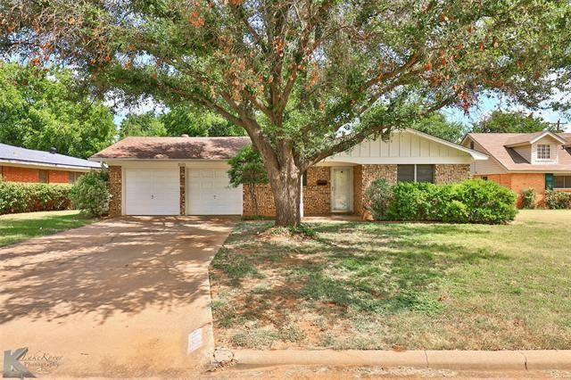 2533 Sylvan Drive, Abilene, TX 79605 - MLS#: 14663136