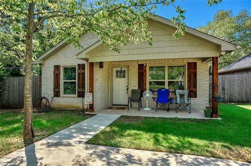 Photo of 524 E Washington Street, Denison, TX 75021 (MLS # 14670137)