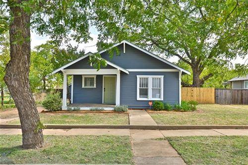 Photo of 725 Vine Street, Abilene, TX 79602 (MLS # 14459138)