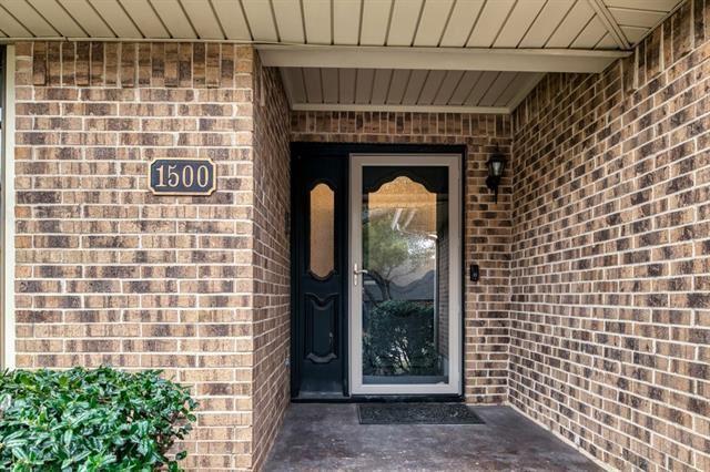 1500 Scots Wood Drive, Arlington, TX 76015 - #: 14503138