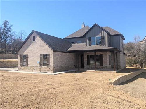 Photo of 3628 Overlook Manor, Weatherford, TX 76087 (MLS # 14458139)