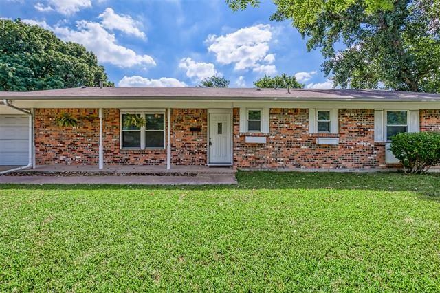 3825 Palomino Drive, Benbrook, TX 76116 - #: 14361141