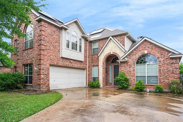 209 Granite Falls Drive, Keller, TX 76248 - #: 14567141