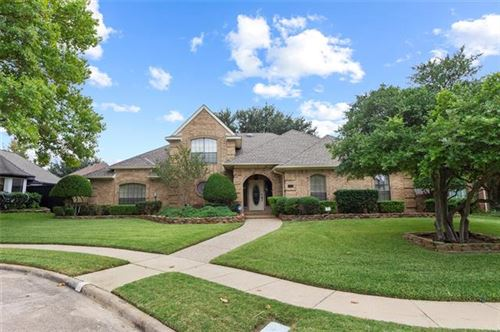 Photo of 3108 Runabout Court, Plano, TX 75023 (MLS # 14693142)