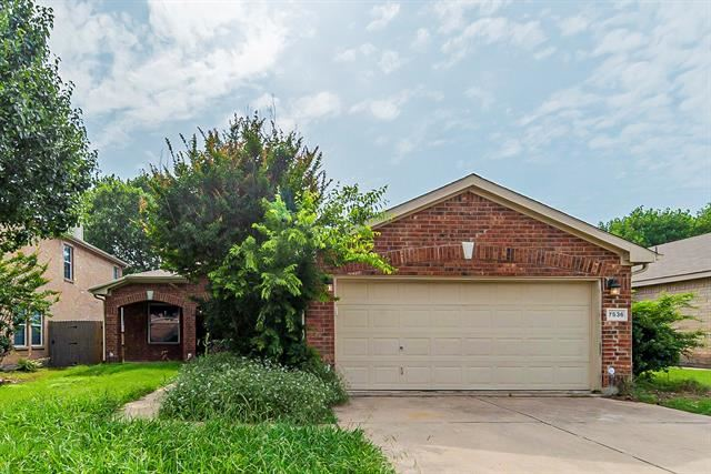 7536 Rock Garden Trail, Fort Worth, TX 76123 - #: 14597142