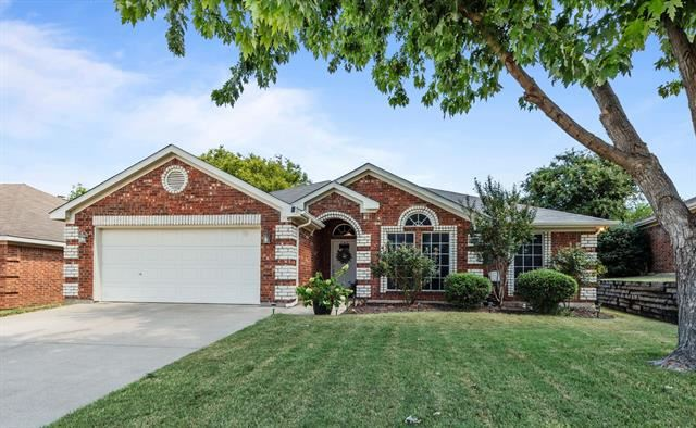 5724 Cutler Lane, Fort Worth, TX 76179 - #: 14670142