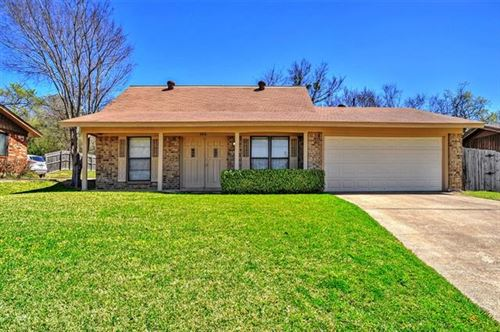Photo of 2616 Brookhollow Street, Denison, TX 75020 (MLS # 14543143)