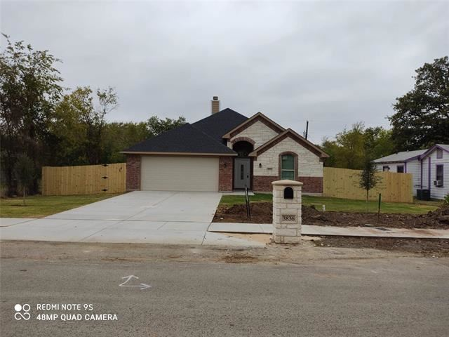 3836 Radford Road, Fort Worth, TX 76119 - #: 14441143