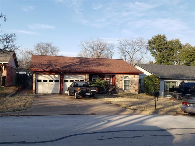 8132 Richard Street, White Settlement, TX 76108 - #: 14498145