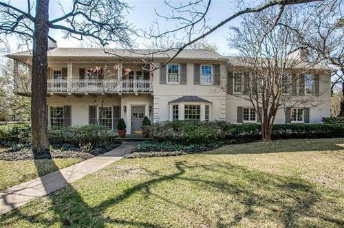 Photo of 5902 Averill Way, Dallas, TX 75225 (MLS # 14474146)